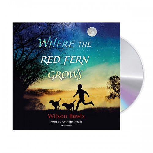 Where the Red Fern Grows (Audio CD, 도서별도구매)