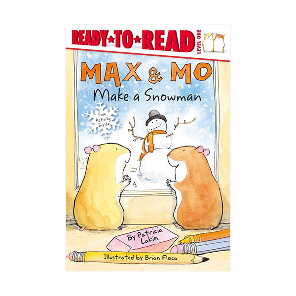 Ready to read 1 : Max & Mo Make a Snowman (Paperback)