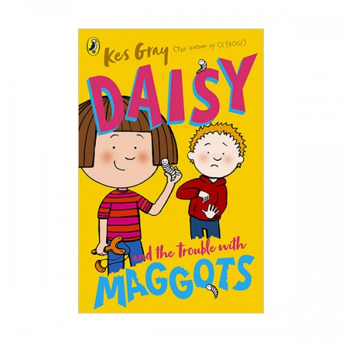 Daisy and the Trouble with Maggots (Paperback, 영국판)