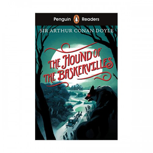 Penguin Readers Starter Level : The Hound of the Baskervilles (Paperback, 영국판)