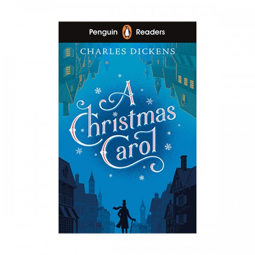 Penguin Readers Level 1 : A Christmas Carol (Paperback, 영국판)