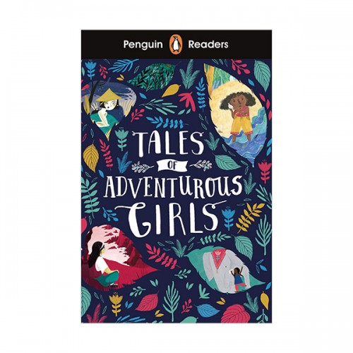 Penguin Readers Level 1 : Tales of Adventurous Girls (Paperback, 영국판)