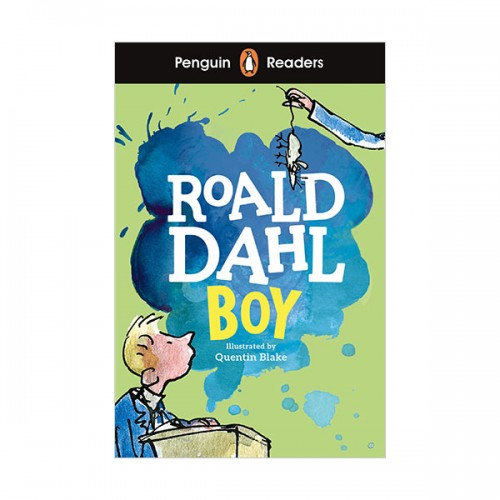Penguin Readers Level 2 : Boy (Paperback, 영국판)