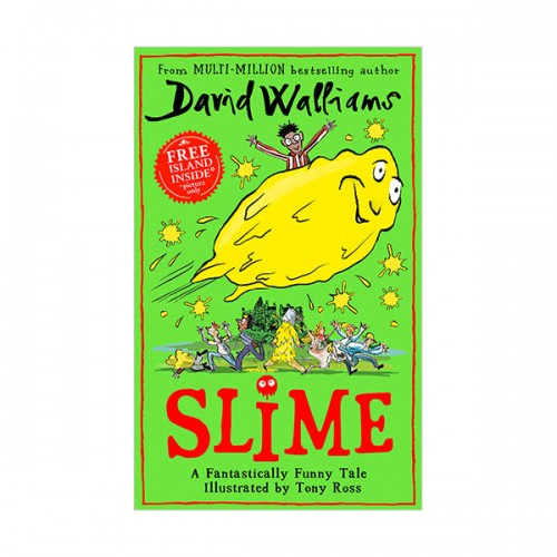 David Walliams : Slime (Paperback, 영국판)