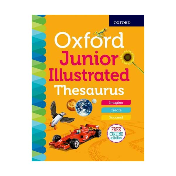 Oxford Junior Illustrated Thesaurus (Paperback, 영국판)