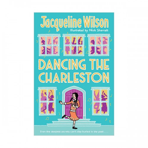 Jacqueline Wilson : Dancing the Charleston (Paperback, 영국판)