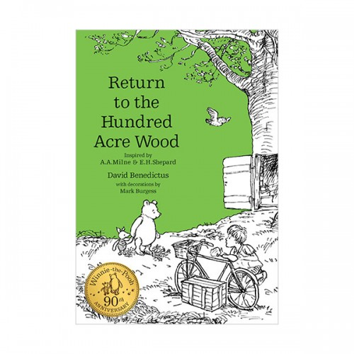 Winnie-the-Pooh : Return to the Hundred Acre Wood (Hardcover, 영국판)