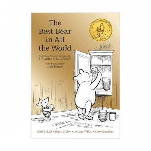 Winnie the Pooh : The Best Bear in all the World (Hardcover, 영국판)