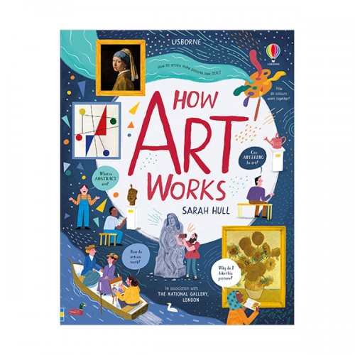 How Art Works (Hardcover, 영국판)