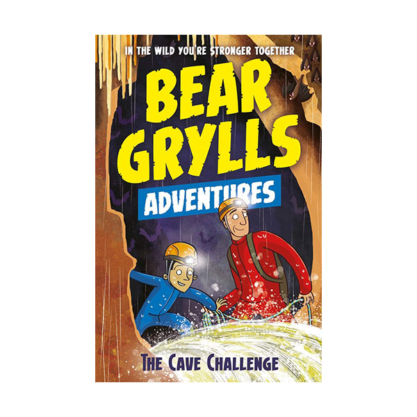 A Bear Grylls Adventure #09 : The Cave Challenge (Paperback, 영국판)