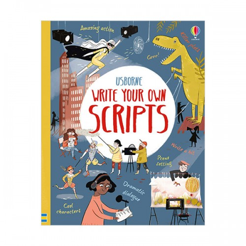 Write Your Own Scripts (Spiral-bound, 영국판)