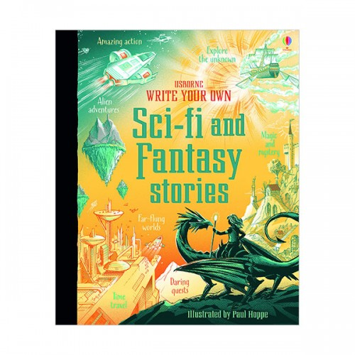 Write Your Own Sci-Fi and Fantasy Stories (Spiral-bound, 영국판)