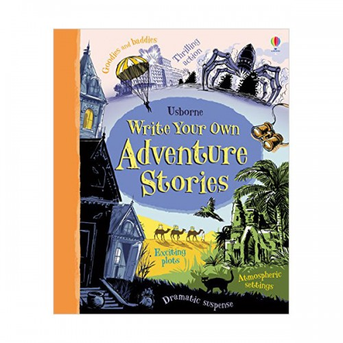 Write Your Own Adventure Stories (Spiral-bound, 영국판)