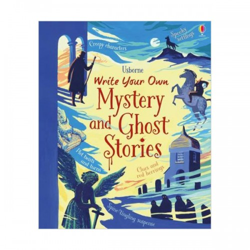 Write Your Own Mystery & Ghost Stories (Spiral-bound, 영국판)