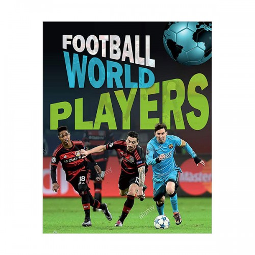 Football World : Players (Paperback, 영국판)