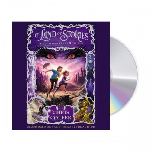 The Land of Stories #02 : The Enchantress Returns (Audio CD)(도서미포함)