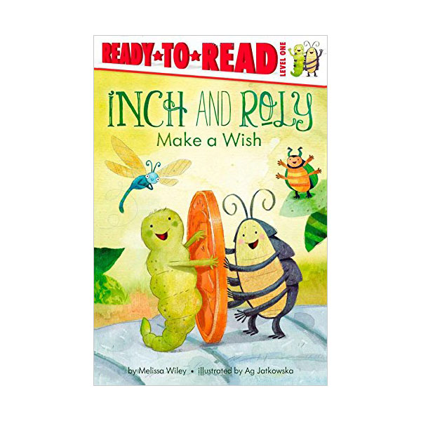 Ready to Read 1 : Inch and Roly Make a Wish (Paperback)