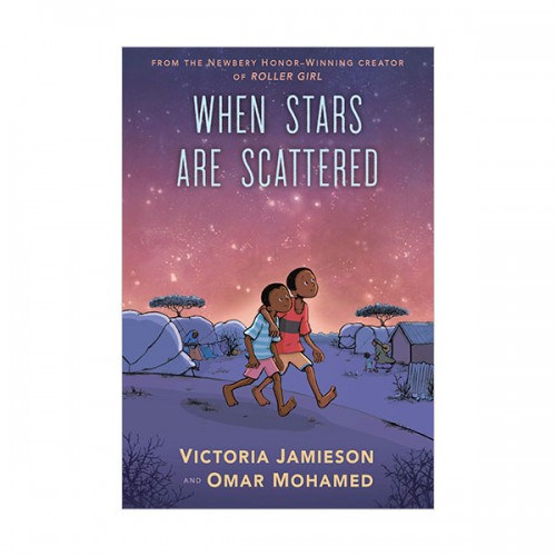 When Stars Are Scattered (Paperback)