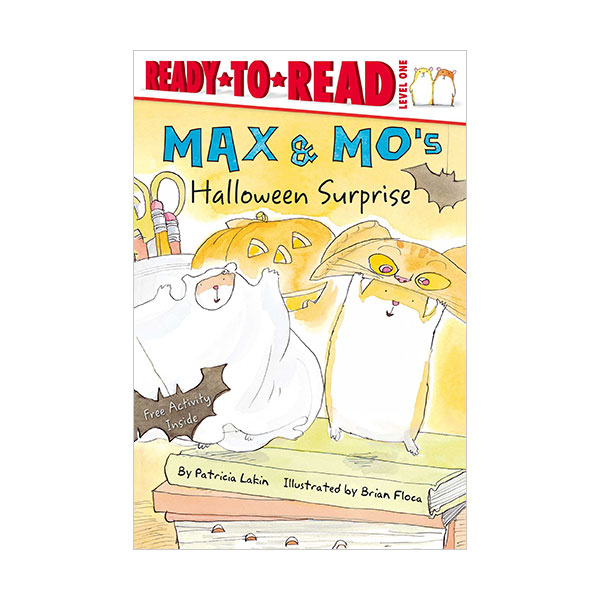 Ready to read 1 : Max & Mo : Halloween Surprise (Paperback)