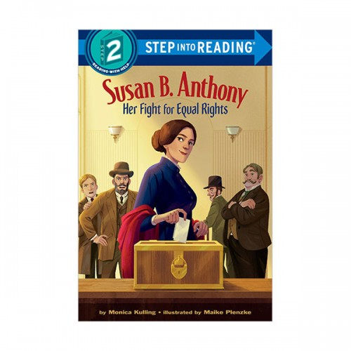 Susan B. Anthony : Her Fight for Equal Rights (Paperback)