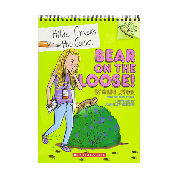 Hilde Cracks the Case #02 : Bear on the Loose! (Paperback)