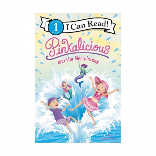 I Can Read Level 1 : Pinkalicious : Pinkalicious and the Merminnies(Paperback)