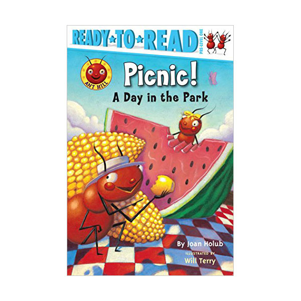 Ready to Read Pre : Ant Hill : Picnic! : A Day in the Park (Paperback)