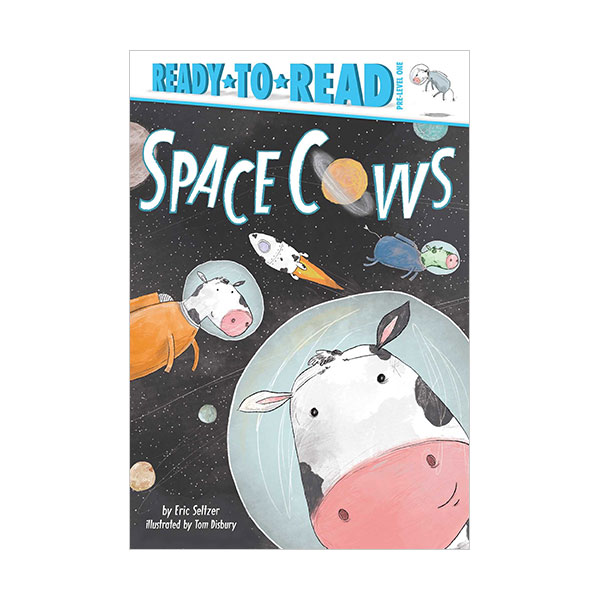 Ready to Read Pre : Space Cows (Paperback)