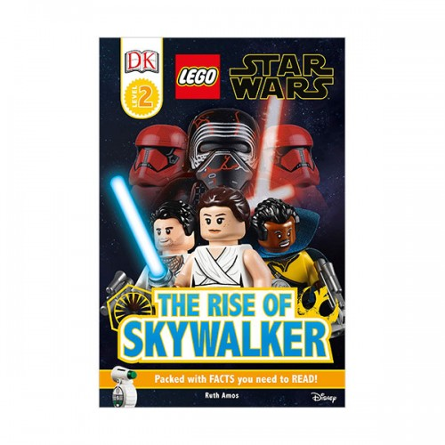 DK Readers Level 2 : LEGO Star Wars : The Rise of Skywalker (Paperback)