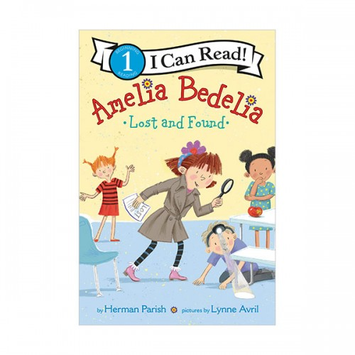 I Can Read 1 : Amelia Bedelia Lost and Found (Paperback)