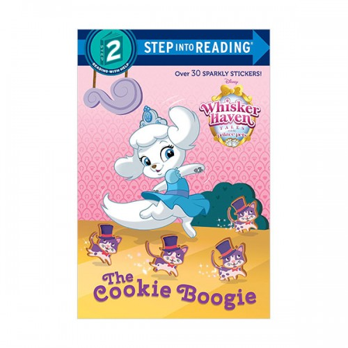 Step Into Reading 2 : Disney Palace Pets : The Cookie Boogie(Paperback)