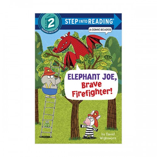 Step Into Reading 2 : Elephant Joe, Brave Firefighter! (Paperback)