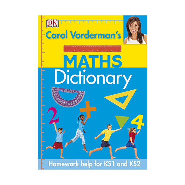 Carol Vorderman's Maths Dictionary (Hardcover, 영국판)