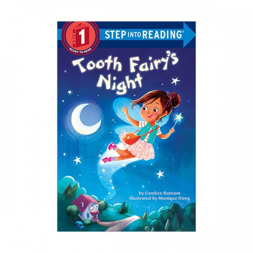 Step Into Reading 1 : Tooth Fairy's Night (Paperback)