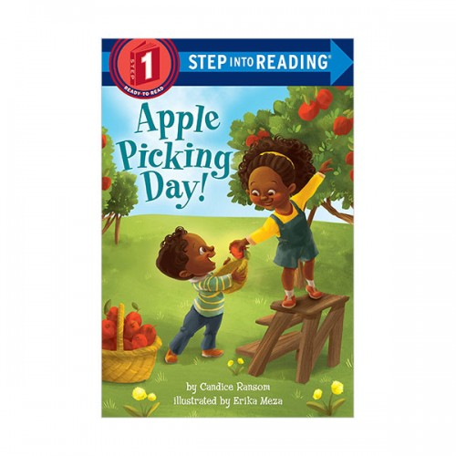 Step Into Reading 1 : Apple Picking Day! (Paperback)