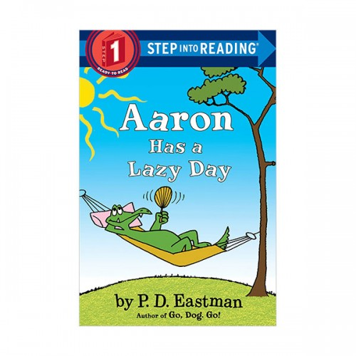 Step Into Reading 1 : Aaron Has a Lazy Day (Paperback)