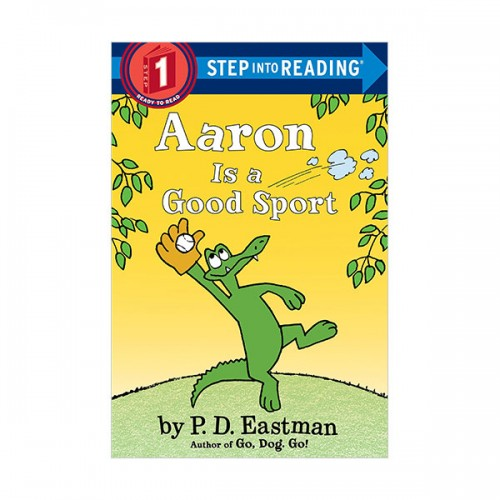 Step Into Reading 1 : Aaron is a Good Sport (Paperback)