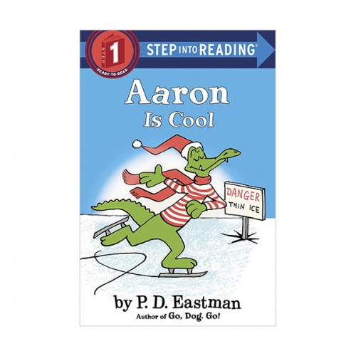 Step Into Reading 1 : Aaron is Cool (Paperback)