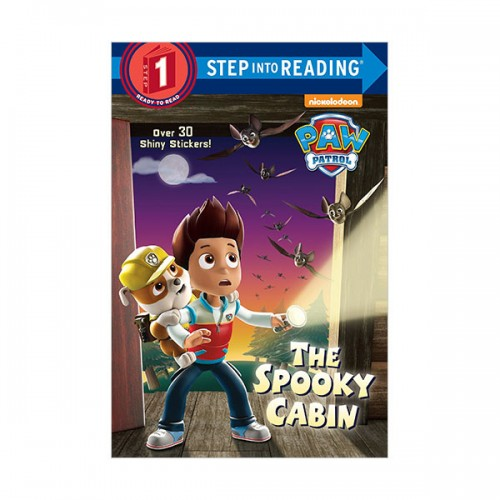 Step Into Reading 1 : Paw Patrol : The Spooky Cabin (Paperback)