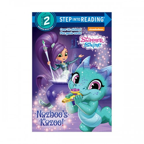 Step Into Reading 2 : Shimmer and Shine : Nazboo's Kazoo! (Paperback)