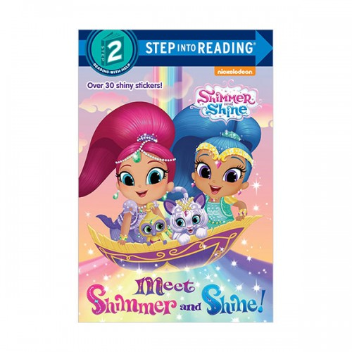 Step Into Reading 2 : Shimmer and Shine : Meet Shimmer and Shine! (Paperback)