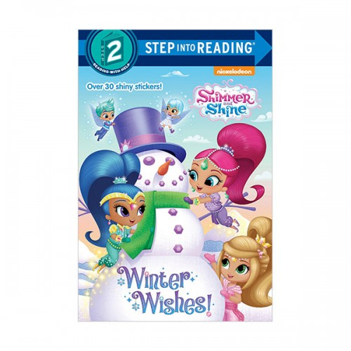 Step Into Reading 2 : Shimmer and Shine : Winter Wishes! (Paperback)
