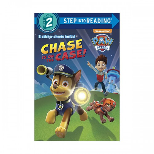 Step Into Reading 2 : Paw Patrol : Chase is on the Case! (Paperback)