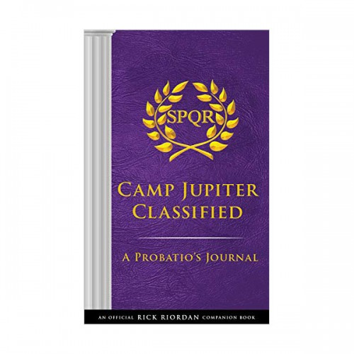 The Trials of Apollo Camp Jupiter Classified (Hardcover)