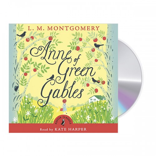 Puffin Classics : Anne of Green Gables (Audio CD, 영국판)