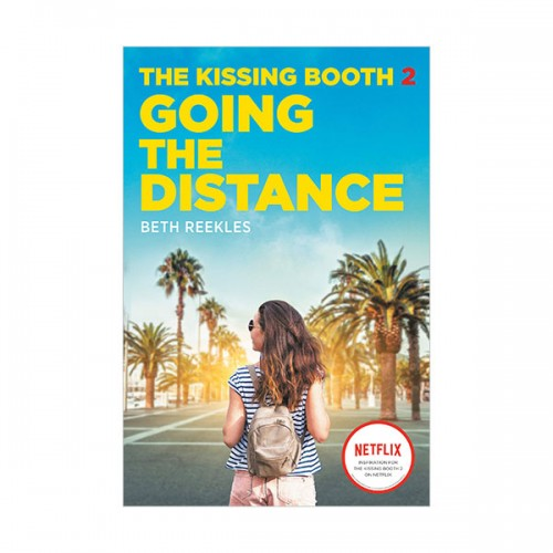 [★LOVE★] [넷플릭스]The Kissing Booth #02 : Going the Distance (Paperback)