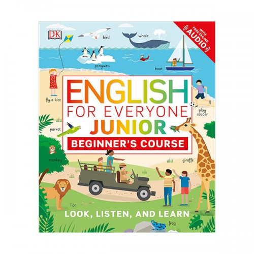 English for Everyone Junior : Beginner's Course (Paperback)