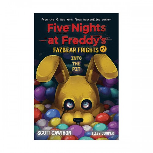 Five Nights at Freddy's : Fazbear Frights #01 : Into the Pit (Paperback)