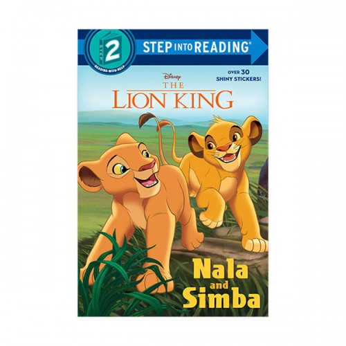 Step Into Reading 2 : Disney The Lion King : Nala and Simba (Paperback)