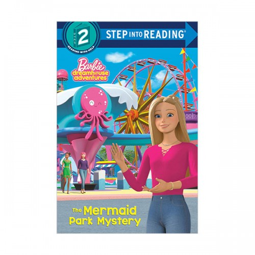 Step Into Reading 2 : Barbie : The Mermaid Park Mystery (Paperback)